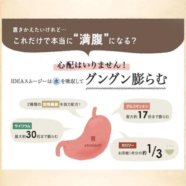 スムージー 酵素 ダイエット 置き換え グリーンベリースムージーダイエット160酵素MIX ミックスベリー味|ideastore|03