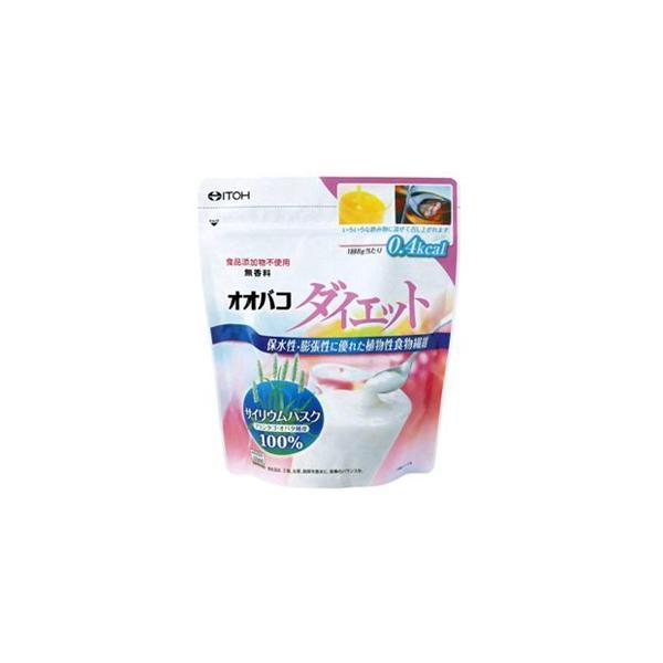井藤漢方製薬  オオバコ  ダイエットB  500g|idkshop