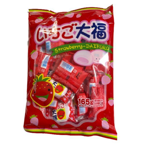 いちご大福(マシュマロ)1袋30+2個=32個(やおきん)
