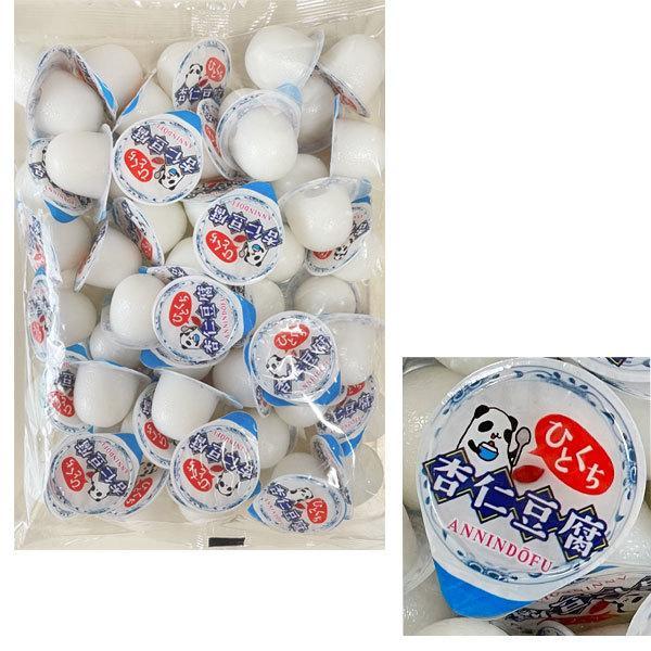 ひとくち杏仁豆腐ゼリー16gx50個(金城製菓)