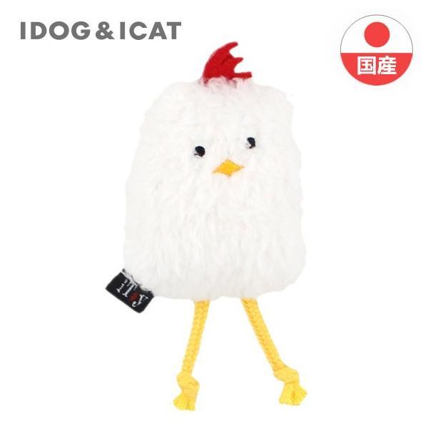 犬用品 iDog iToy にわとり 鳴き笛入り アイドッグ