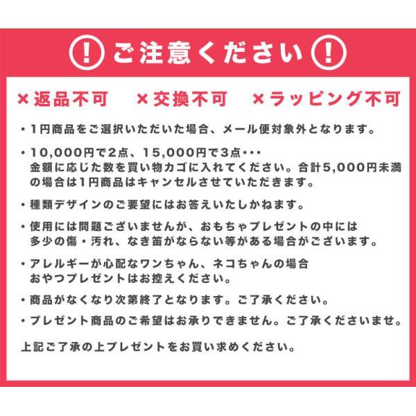 5,000円以上のお買物でおやつorおもちゃor洋服 1点1円 ※カゴに入れてください idog 04