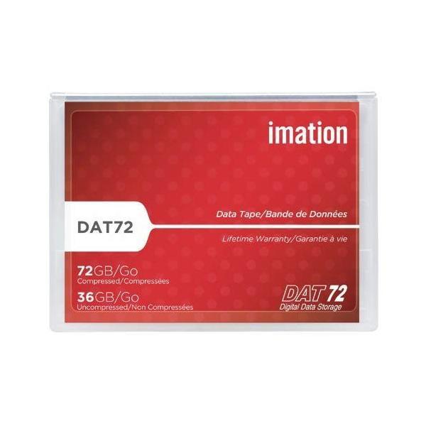 imation 4mmデータテープ DAT72規格 170m 非データ圧縮時36GB/データ圧縮時72GB DAT72