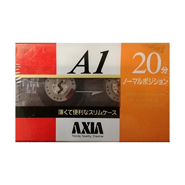 FUJIFILM AXIA カセットテープ A1SB20