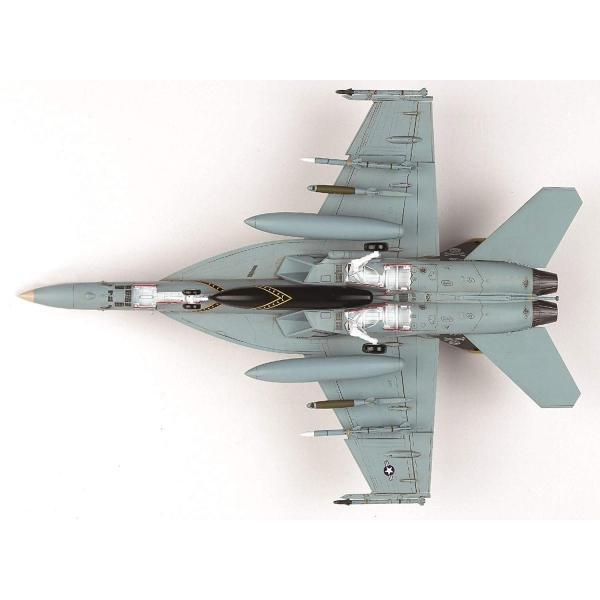 童友社 1/72 凄プラモデル No.3 アメリカ海軍 F/A-18F スーパーホーネット VFA-103 ジョリーロジャース 色分け済みプ|idr-store|07