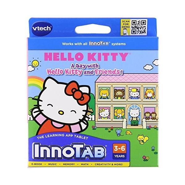 VTech - InnoTabソフトウェア -ハローキティ 並行輸入品