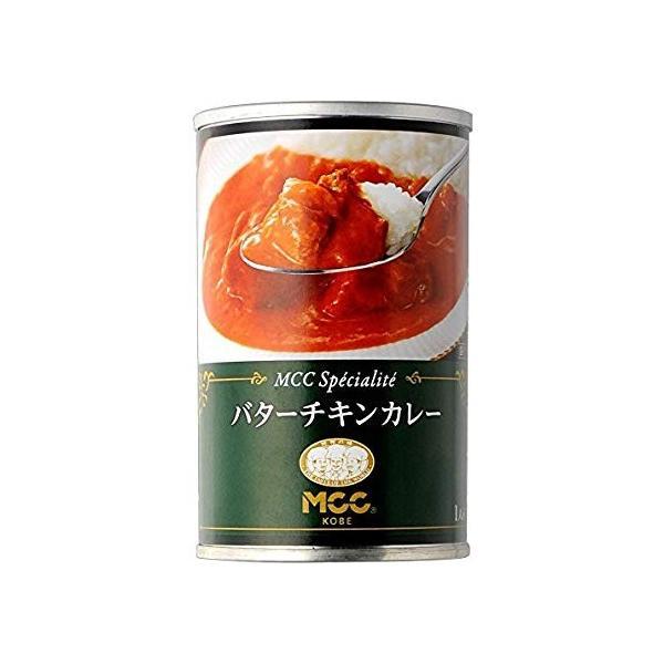 MCC バターチキンカレー 缶 160g|idr-store