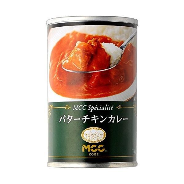 MCC バターチキンカレー 缶 160g|idr-store|03