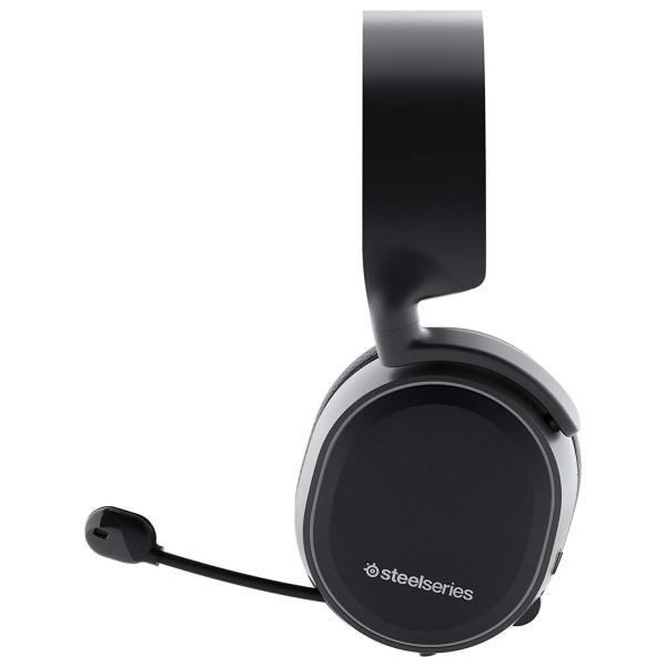 国内正規品 密閉型 Bluetoth ワイヤレス ゲーミングヘッドセット SteelSeries Arctis 3 Bluetooth 61