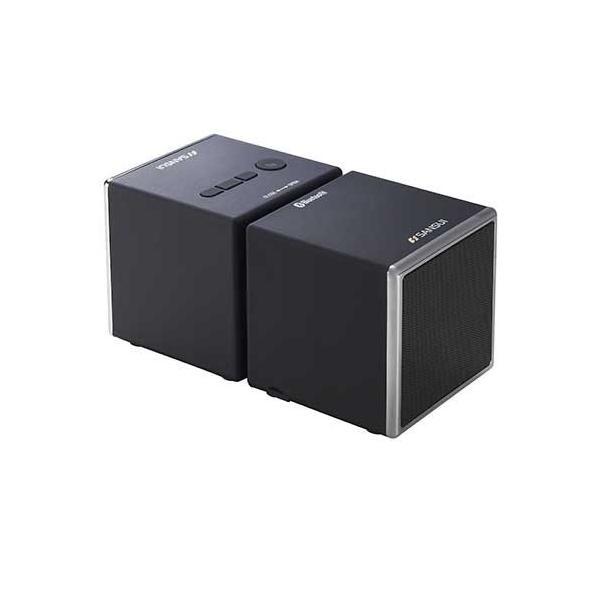 SANSUI Bluetooth機能搭載モバイルスピーカー ブラック MSP-CB5