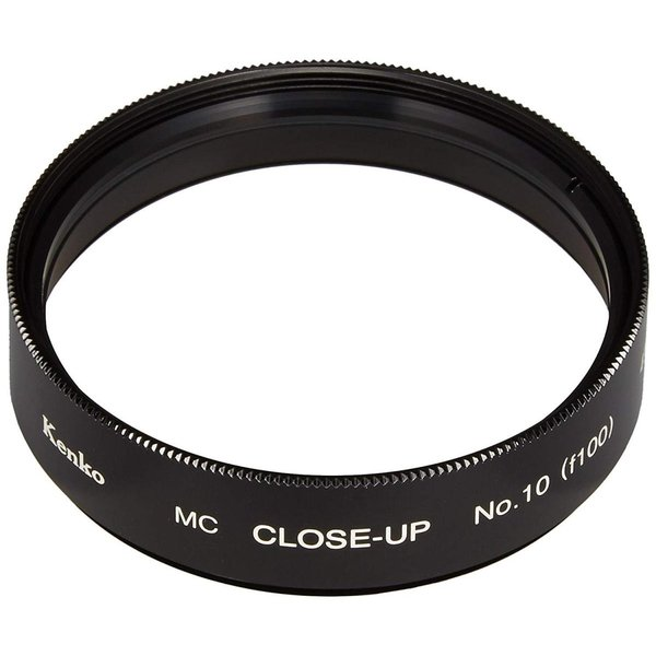 Kenko レンズフィルター MC クローズアップレンズ No.10 49mm 近接撮影用 349939