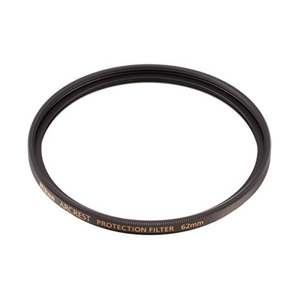 Nikon 高性能純正レンズ保護フィルターARCREST PROTECTION FILTER 62mm AR-PF62 アルクレスト プロテ