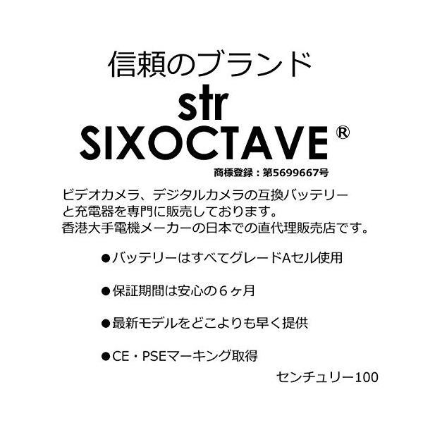 SIXOCTAVE 大容量残量表示可能 Victor JVC 日本 ビクター リチウムイオンバッテリー BN-VG138 BN-VG129