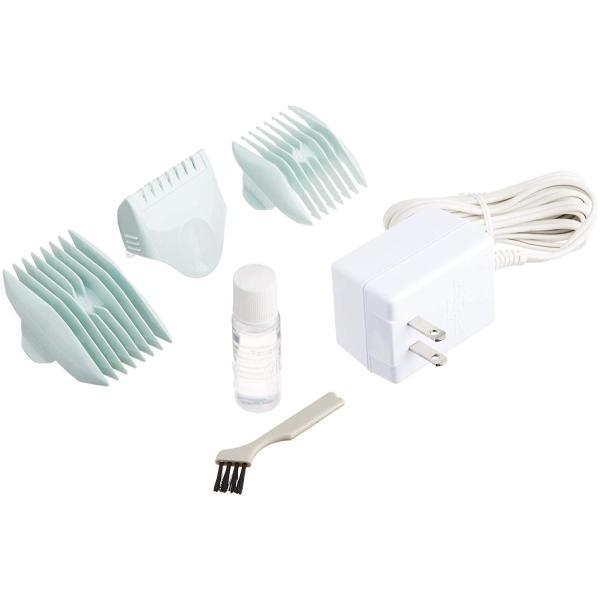 パナソニック カットモード 充電交流式 緑 ER503PP-G|idr-store|05