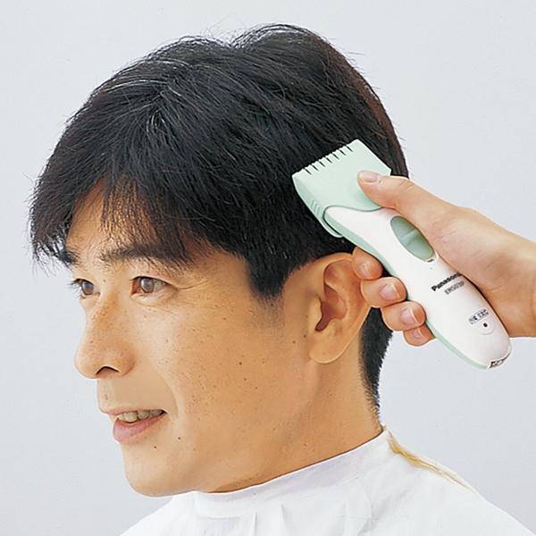 パナソニック カットモード 充電交流式 緑 ER503PP-G|idr-store|09