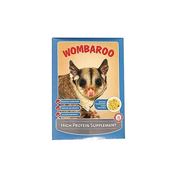 WOMBAROO(ウォンバルー) HPSモモンガ用フード 250g High Protein Supplement(ハイプロテインサプリメン|idr-store|02