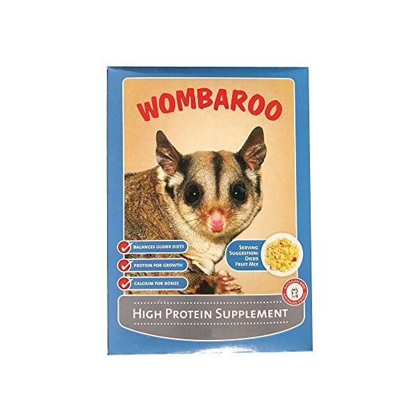 WOMBAROO(ウォンバルー) HPSモモンガ用フード 250g High Protein Supplement(ハイプロテインサプリメン|idr-store|03
