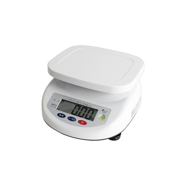 シンワ測定 70193 デジタル上皿はかり 15kg 取引証明用