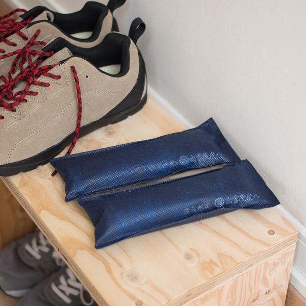 除湿剤 調湿 結露 消臭 炭八 室内用 4点セット 出雲屋|ienolabo|07