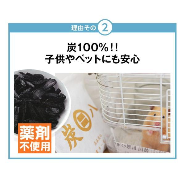 炭八 除湿剤 達人が選ぶ 炭八セット 室内 3L|ienolabo|09