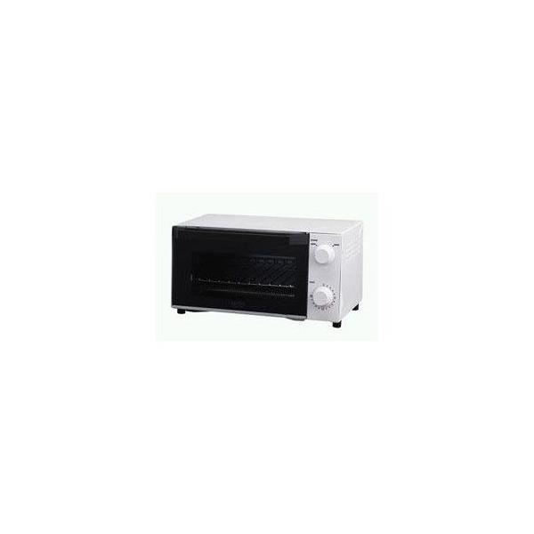 送料無料・新品・cuma amadana(キューマアマダナ) CM-OT01 ホワイト オーブントースター(800W)