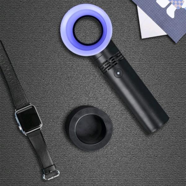 コンパクト 花火大会 扇風機 ミニ扇風機 卓上 扇風機 USB 携帯用 アウトドア 羽根なし 手持ち 充電可能 小型 携帯 ファン 手持ち型 携帯扇風機 可愛い igenso 11