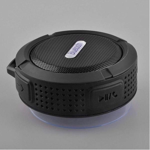 ポータブル防水屋外 ワイヤレス Bluetoothスピーカー C6 Suctingコンピュータの携帯電話のスピーカーサポートTFカード|igenso|10