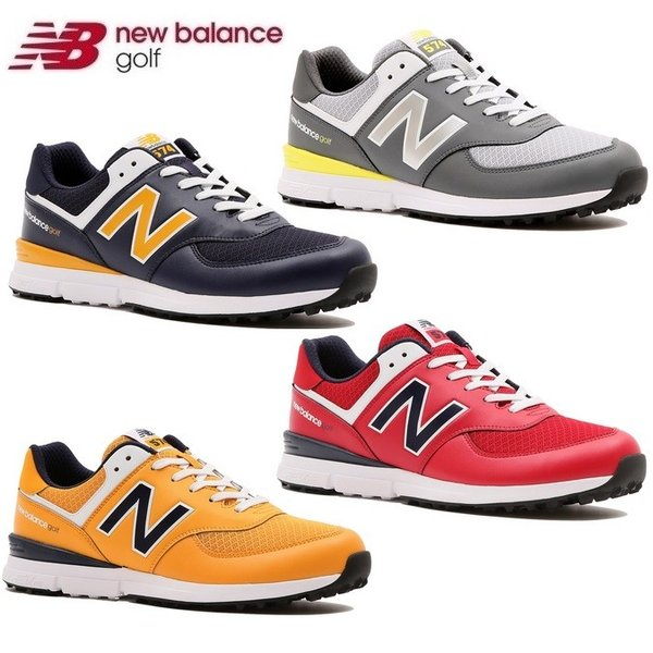 ニューバランスゴルフシューズUGS574スパイクレスメンズレディース(ユニセックス)日本正規品NewBalanceGolf