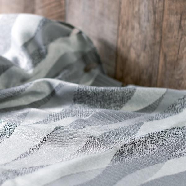 カーテン 非遮光 曲線柄 AH491 キース[1枚] サイズオーダー 洗濯可 おしゃれ|igogochi|12