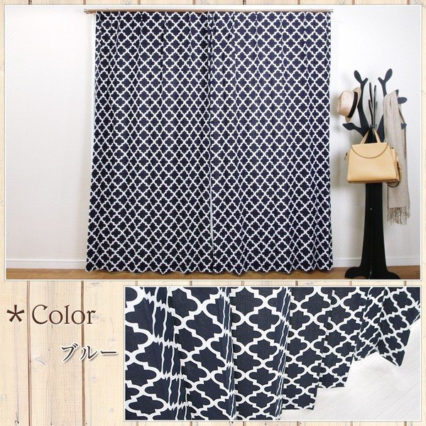 カーテン リネン風 CH324 ジャスミン サイズオーダー巾101〜150cm×丈50〜100cm 1枚|igogochi|04