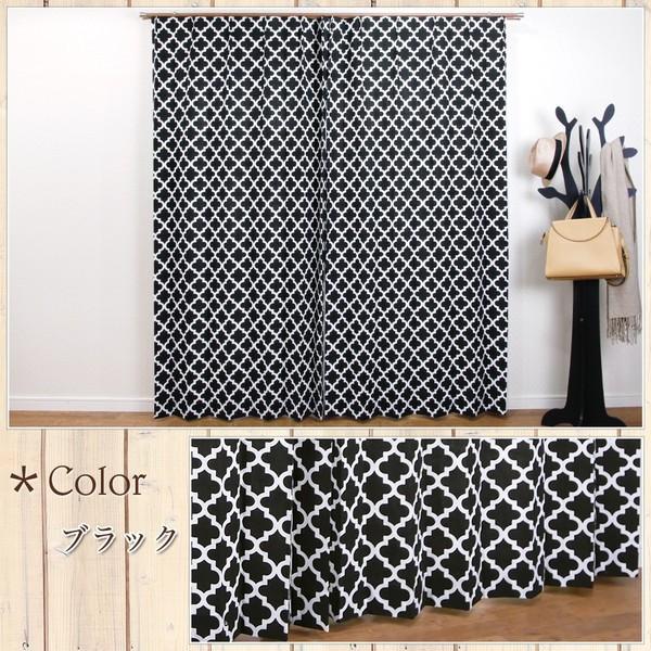 カーテン リネン風 CH324 ジャスミン サイズオーダー巾201〜250cm×丈201〜260cm 1枚|igogochi|06