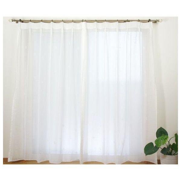ボイルレースカーテン RH423はなび 巾100cm×丈133cm 巾150cm×丈176・198cm|igogochi|02