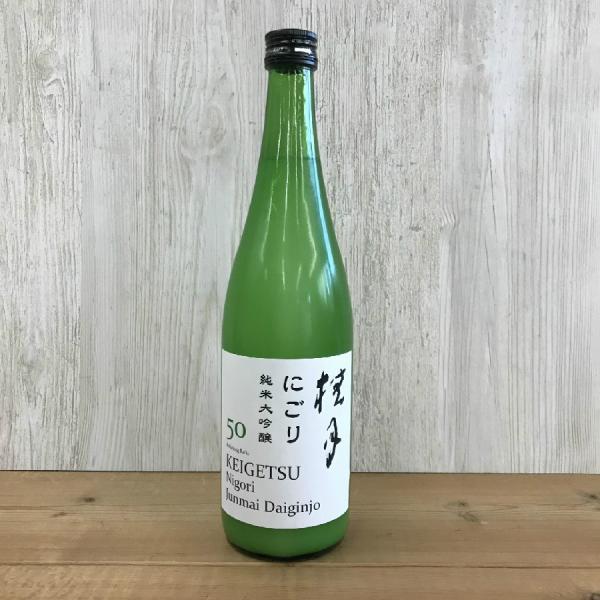 日本酒 高知 桂月 吟之夢 純米大吟醸 50 にごり 720ml|igossou-sakaya|02