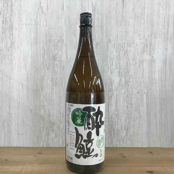 日本酒 高知 酔鯨 純米吟醸 吟麗 未濾過すっぴん 1800ml (新特 ) igossou-sakaya 03