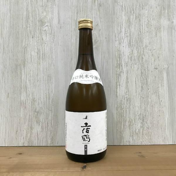 日本酒 高知 土佐鶴 辛口純米吟醸 銘鶴 720ml|igossou-sakaya|02