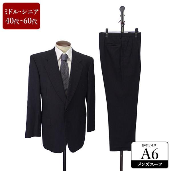 スーツ メンズ A6体 シングルスーツ メンズスーツ 男性用/40代/50代/60代/ファッション/中古/ビジネススーツ/082/SBGE01|igsuit