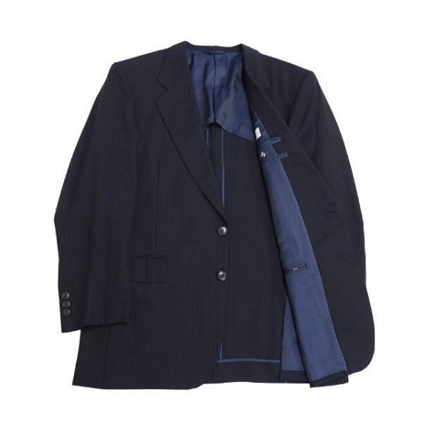 スーツ メンズ A6体 シングルスーツ メンズスーツ 男性用/40代/50代/60代/ファッション/中古/ビジネススーツ/082/SBGE01|igsuit|03