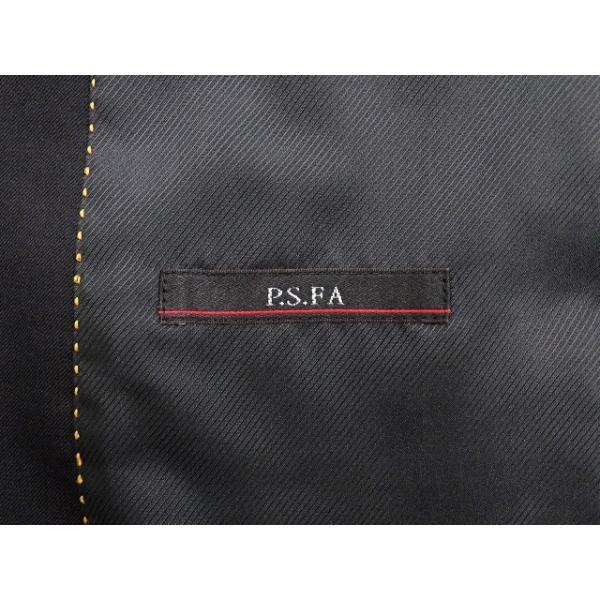 P.S.FA ジャケット メンズ A4体 Sサイズ メンズジャケット テーラードジャケット 男性用/20代/30代/ファッション/中古/071/UDGE07|igsuit|05