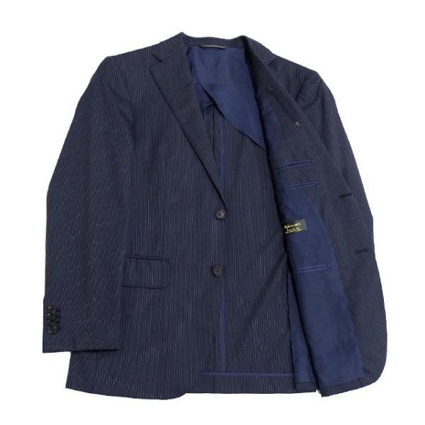 Rucken Bacchar ジャケット メンズ A5体 Mサイズ メンズジャケット 男性用/40代/50代/60代/ファッション/中古/クールビズ/072/UDGF03|igsuit|03