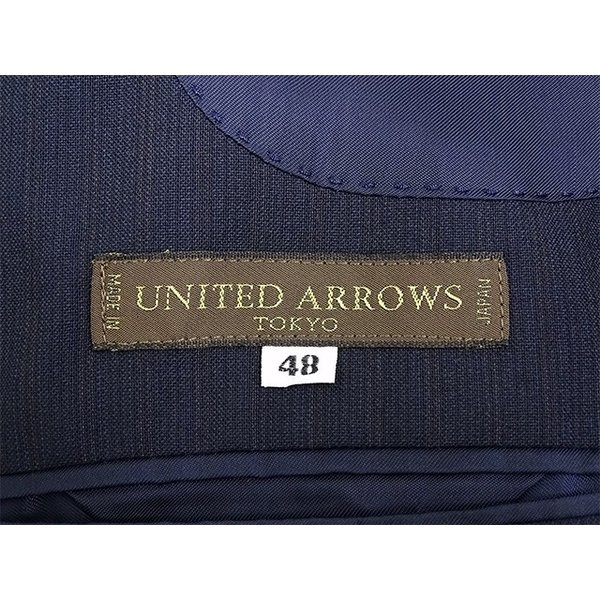 UNITED ARROWS ジャケット メンズ A7体 LLサイズ メンズジャケット テーラードジャケット 男性用/20代/30代/ファッション/中古/クールビズ/072/UDGF06|igsuit|05