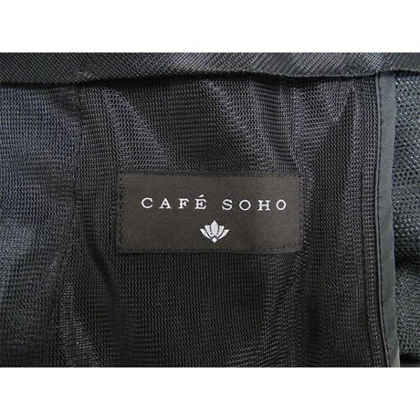 CAFE SOHO スラックス メンズ ウエスト96cm×股下78cm 男性用スラックス/40代/50代/60代/ファッション/中古/VDYY03|igsuit|05