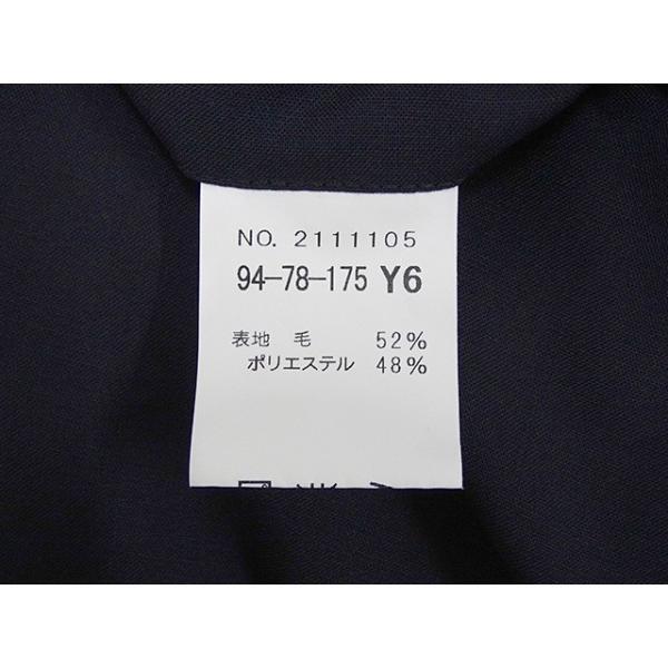 スラックス メンズ ウエスト78cm×股下82cm 男性用スラックス/40代/50代/60代/ファッション/中古/074/VDZC10|igsuit|05