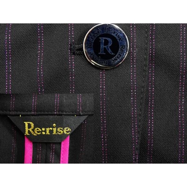 Re:rise スーツ レディース 9号程度/Mサイズ スカートスーツ レディーススーツ 女性用/中古/訳あり/WCCX07 igsuit 03