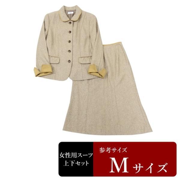 TOKYOSTYLE スーツ レディース 9号/Mサイズ程度 スカートスーツ レディーススーツ 女性用/中古/訳あり/WCCY14|igsuit