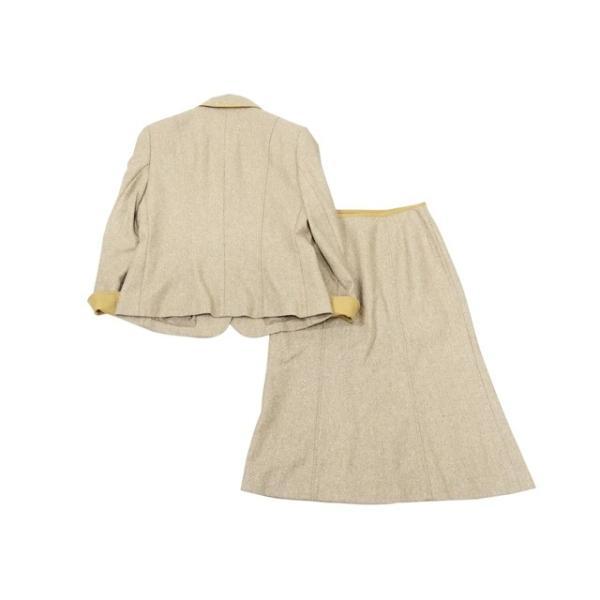 TOKYOSTYLE スーツ レディース 9号/Mサイズ程度 スカートスーツ レディーススーツ 女性用/中古/訳あり/WCCY14|igsuit|02