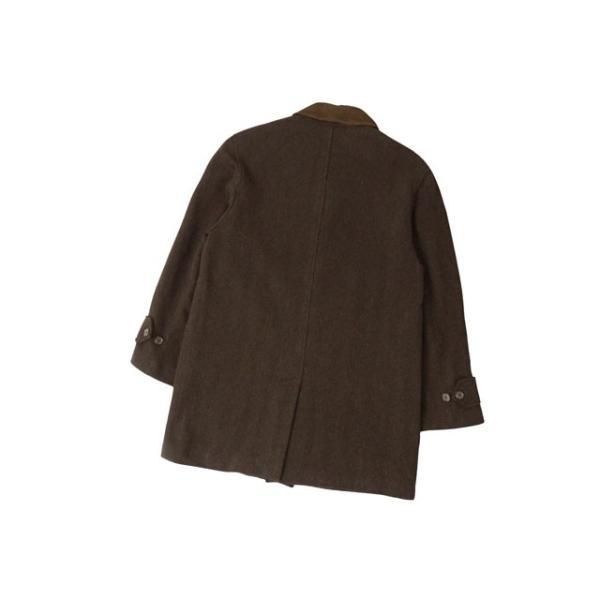 CONFEZIONI MALCO コート メンズ Lサイズ ロングコート メンズコート 男性用/中古/訳あり/秋冬コート/ZPTT14|igsuit|02