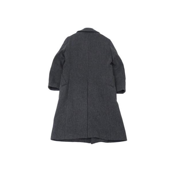 衣替え応援セール ATELIER SAB コート メンズ Mサイズ ロングコート メンズコート 男性用/中古/訳あり/秋冬コート/ZPZD14|igsuit|02