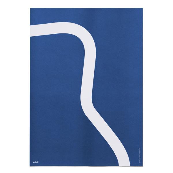 artek アルテック アウトラインポスター 41アームチェア 北欧|ihana-design|02