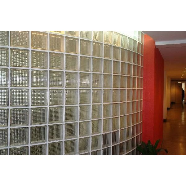 ガラスブロック 日本基準サイズ 世界で有名なブランド品 厚み95mmクリア色平行水晶gb0595|ihome|05