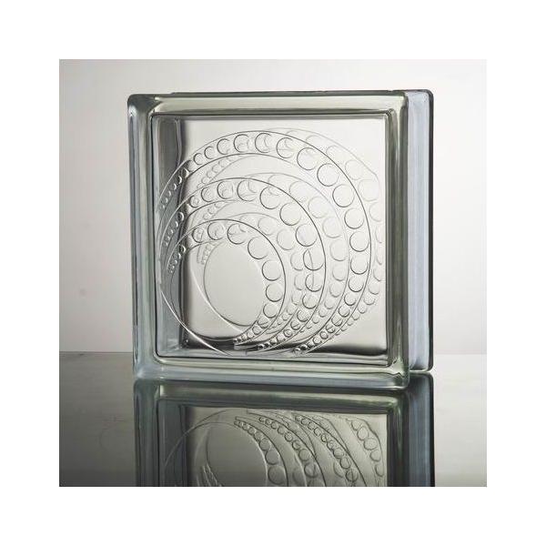 ガラスブロック 国際基準サイズ 世界で有名なブランド品 厚み80mmニュームーンgb2280|ihome